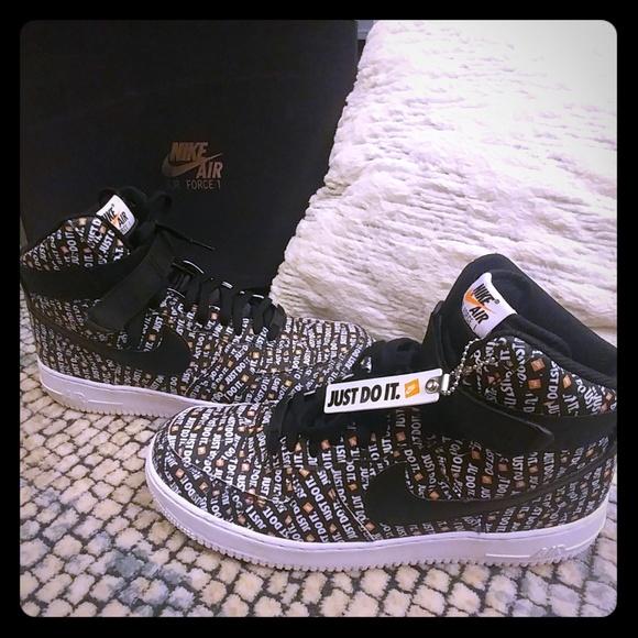 Nike Shoes | Nike Air Force Hi 7 Lv8